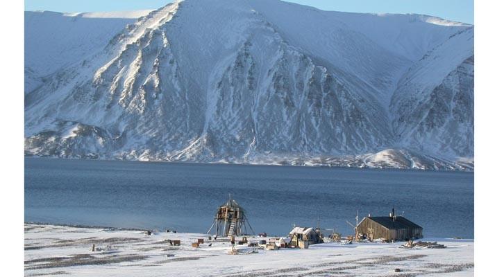 Svalbard – fangsfamilien på 79N